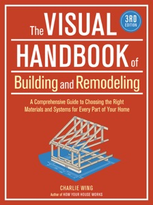 The Visual Handbook of Building and Remodeling, 3rd Edition Book Cover
