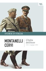 L'Italia dell'Asse - 1936-10 giugno 1940 Book Cover