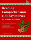 Reading Comprehension Holiday Stories For 3rd And 4th Grade