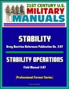 21st Century US Military Manuals Stability - Army Doctrine Reference Publication No 3-07 And Stability Operations Field Manual 3-07 Professional Format Series