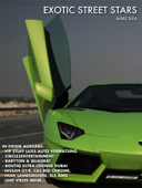 März 2014 - Supercars, Lifestyle, Locations, Events