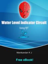 Water Level Indicator Circuit Using Bipolar Junction Transistor