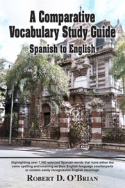 A Comparative Vocabulary Study Guide Spanish To English