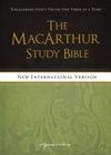 NIV The MacArthur Study Bible EBook