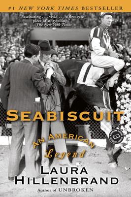Seabiscuit - Laura Hillenbrand book