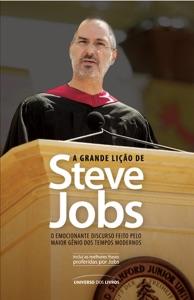 A grande lição de Steve Jobs Book Cover