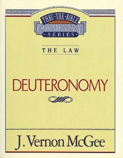 Download and Read Online Thru the Bible Vol. 09: The Law (Deuteronomy)