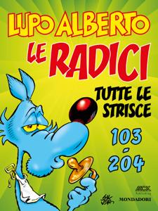 Lupo Alberto n.2 (Mondadori) Libro Cover