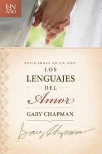 Devocional en un año: Los lenguajes del amor Book Cover