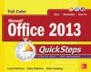 Microsoft® Office 2013 QuickSteps
