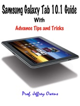 Samsung Galaxy Tab 10.1 Guide