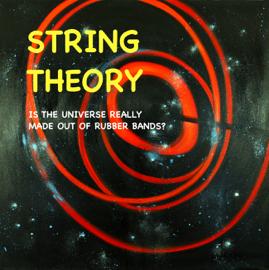 String Theory book