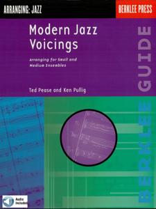 Modern Jazz Voicings Copertina del libro