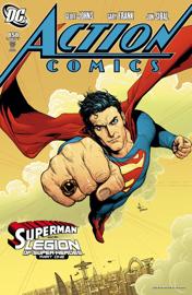 Action Comics (1938-2011) #858 book