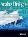 Analog Dialogue Volume 46 Number 3