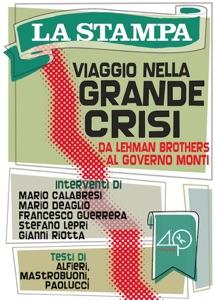Viaggio nella grande crisi Book Cover