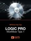 Logic Pro Workflow Tips 1