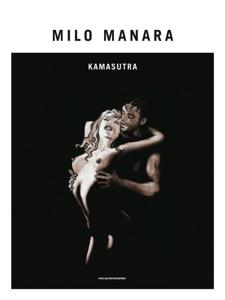 Kamasutra di Milo Manara Copertina del libro