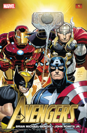 The Avengers, Vol. 1 book