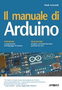 Il manuale di Arduino Book Cover