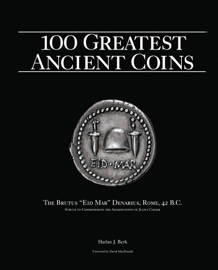 100 Greatest Ancient Coins book