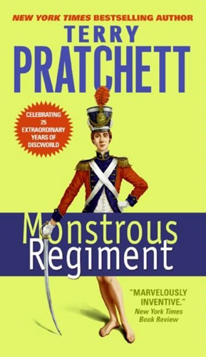 Terry Pratchett - Monstrous Regiment