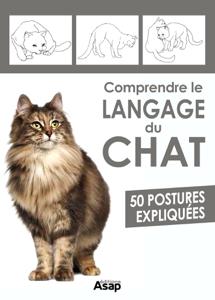 Comprendre le langage des chats Couverture de livre