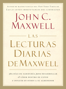 Las lecturas diarias de Maxwell Book Cover
