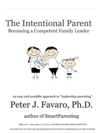 The Intentional Parent book