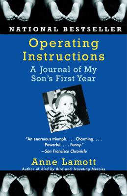 Operating Instructions - Anne Lamott book