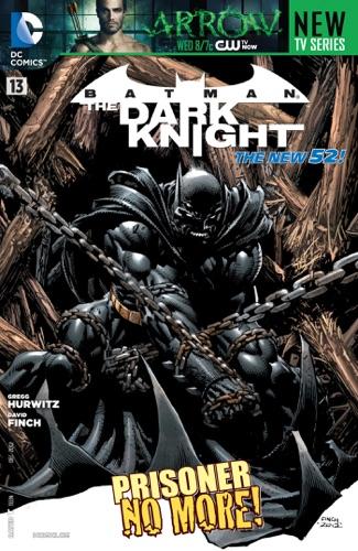 Gregg Hurwitz & David Finch - Batman: The Dark Knight (2011- ) #13