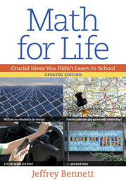 Math for Life book