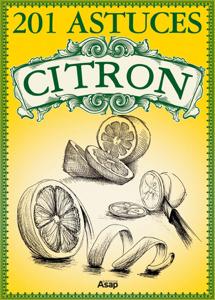 201 Astuces sur le citron La couverture du livre martien