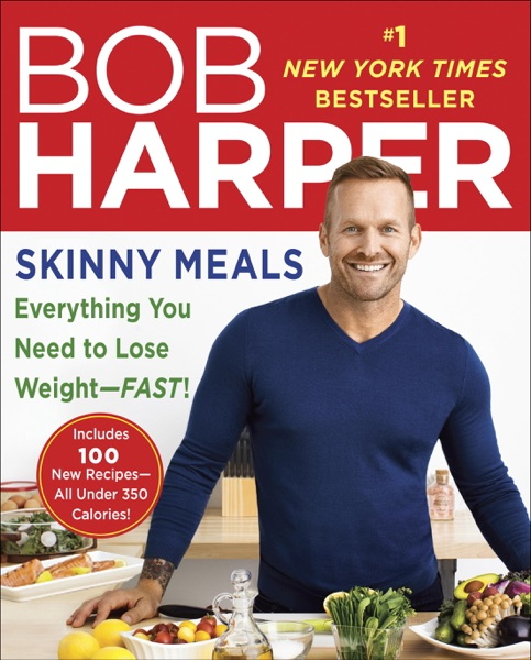 Skinny Meals - Bob Harper book cover