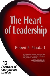 Download The Heart of Leadership