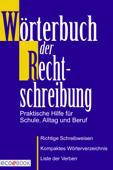 Wörterbuch der Rechtschreibung