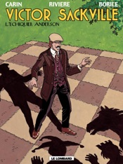 Download and Read Online Victor Sackville - tome 17 - L'Echiquier Anderson