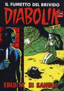 DIABOLIK #28 Libro Cover
