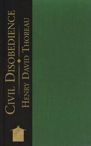 Civil Disobedience ebook