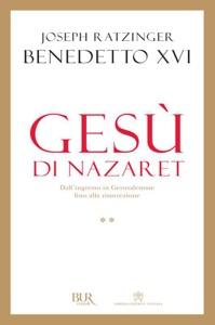 Gesù di Nazaret - Dall'ingresso in Gerusalemme fino alla resurrezione Book Cover