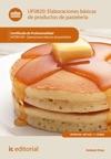 Elaboraciones Bsicas De Productos De Pastelera