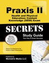 Praxis II Health And Physical Education Content Knowledge 0856 Exam Secrets Study Guide