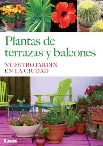 Plantas de terrazas y balcones Book Cover