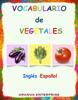 Tin Tin - Vocabulario de Vegetales ilustración