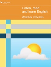 Listen, read and learn English - Weather forecasts