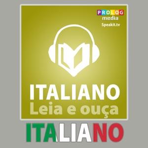 Italiano - Livro de Frases | Leia & Escute | Completamente Narrado em Áudio Book Cover