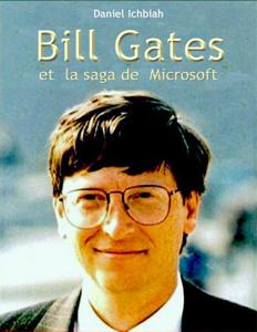 Bill Gates et la saga de Microsoft La couverture du livre martien