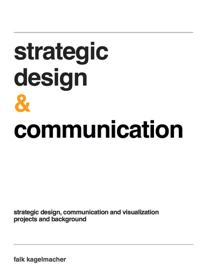 Strategic Design & Communication
