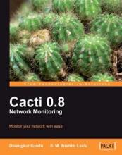 Cacti 0.8 Network Monitoring