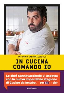 In cucina comando io Libro Cover